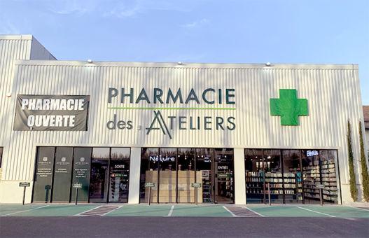 Pharmacie des Ateliers,Arles